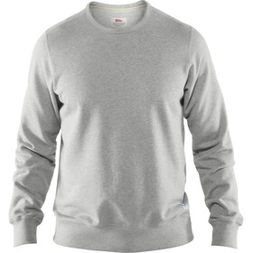 Fjällräven Greenland Sweater Heren, grey